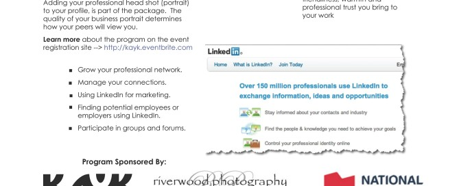 Calgary LinkedIn Lunch Learn Seminar