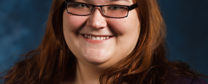 Business Headshot for Maddison Helmer