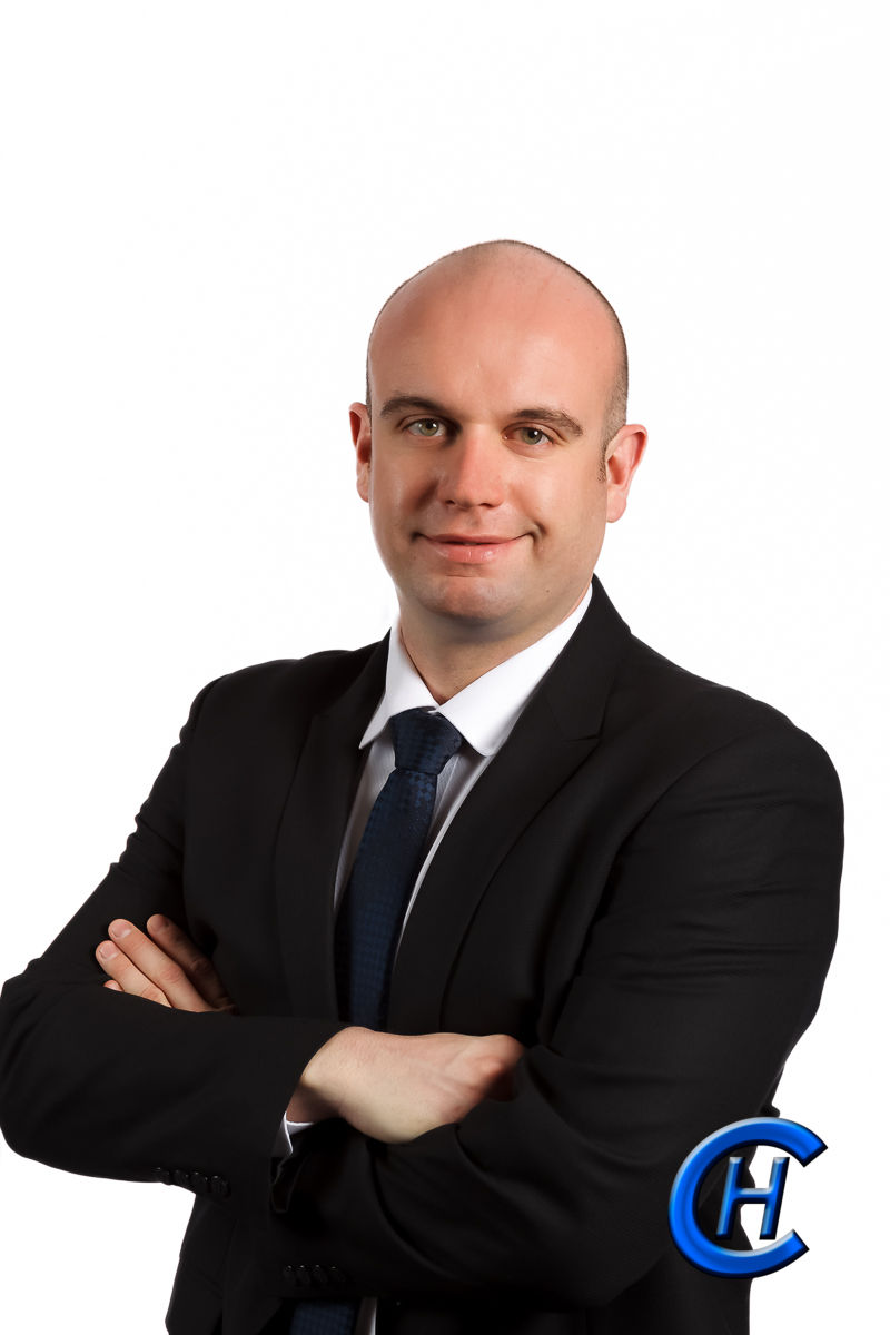 Business Portrait for Christopher Peppler