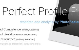 Photofeeler Perfect Portrait Infographic