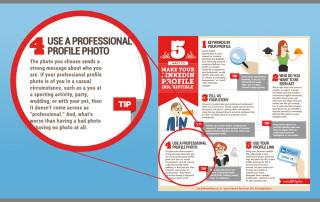 Use Professional Profile Photo