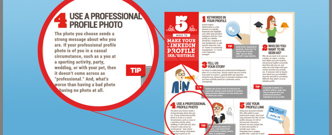 Use Professional Profile Photo