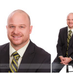 Professional Headshots for Mortgage Broker Kyle Beattie
