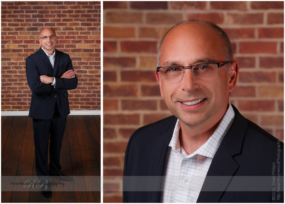 Business Portraits for Dave Taylor