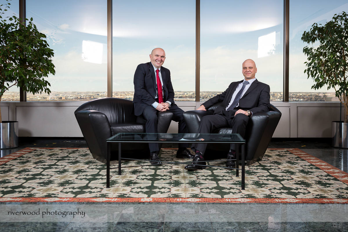 Executive Portraits at FourQuest Energy
