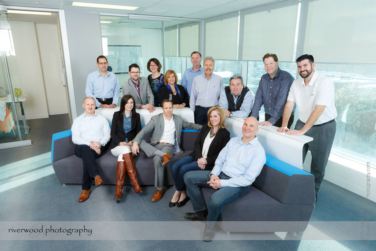 Commercial Photography at Blue Spark Energy
