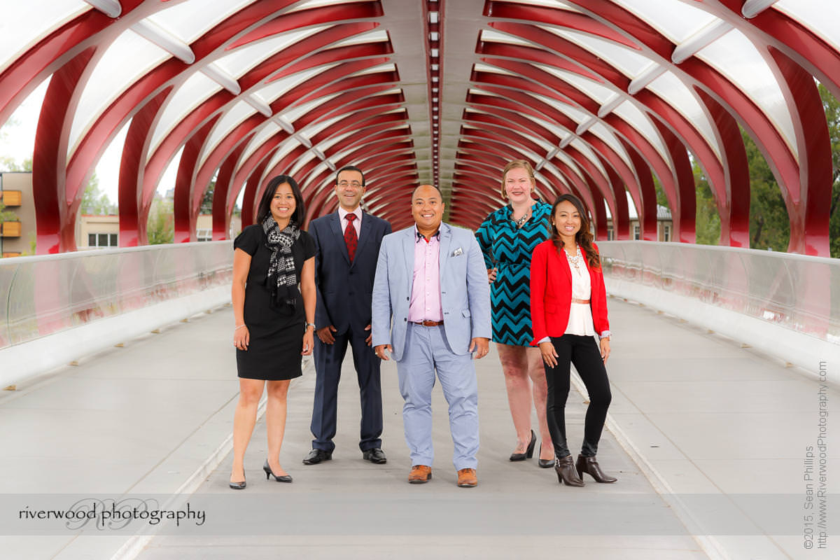 Corporate Portraits for Montilla Wealth Management