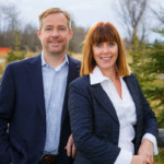 Sheila Morrison and Jeff Bone