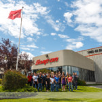 Group Portrait at Snap-on Tools Calgary